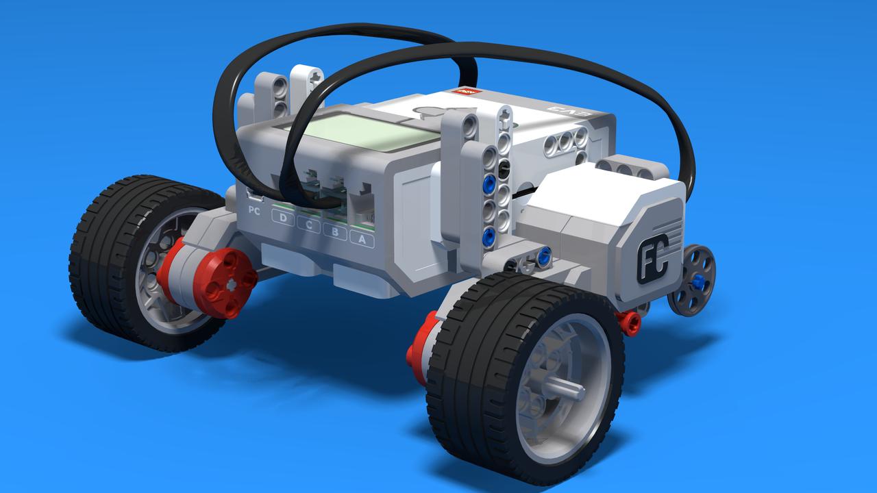 Image for EasyBotEV3 - прост робот