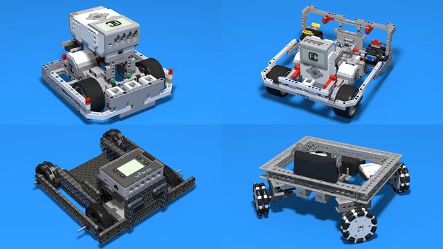 Image for Robot Base