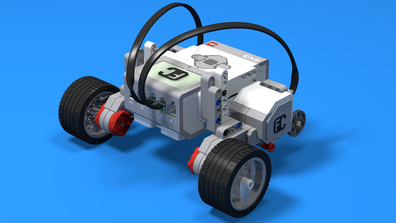 Image for Конструкция за EasyBotEV3