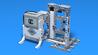 Image for SecurityDoor, robot door built with LEGO Mindstorms EV3