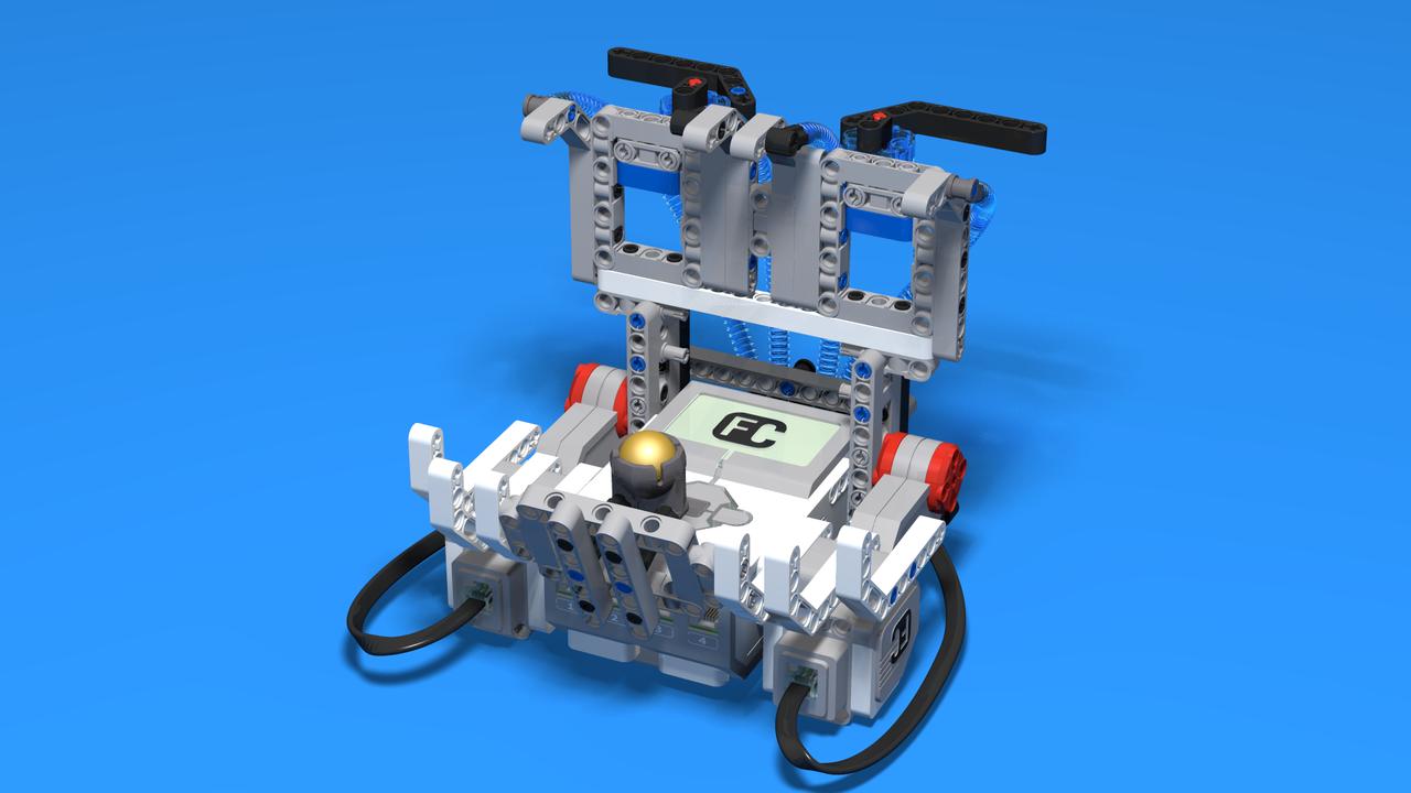 Image for Midas - a LEGO Mindstorms EV3 Clam robot