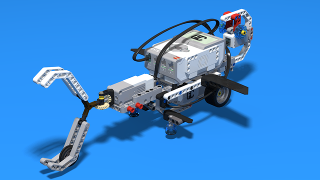 Image for Piscis - a LEGO Mindstorms EV3 Fish robot