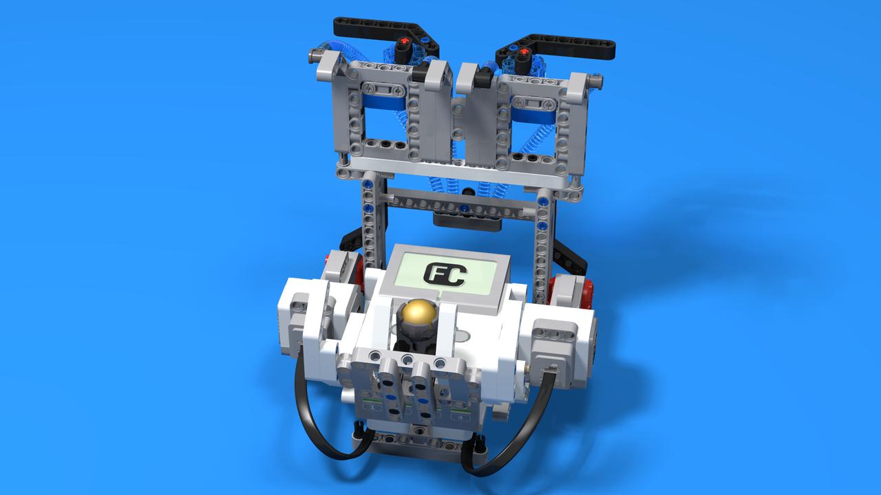 Image for Cardiidae - a LEGO Mindstorms EV3 Clam robot