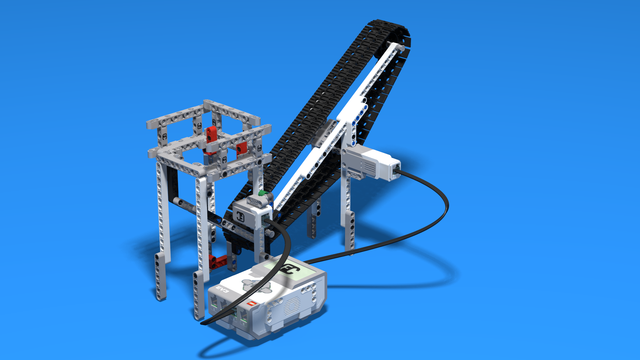 Image for Robotics with LEGO - Level 2.0 - Robots in Factories