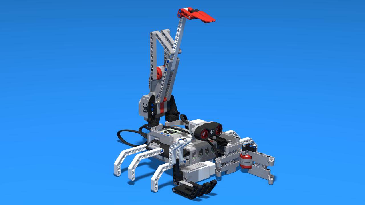 Image for Антарес - LEGO Mindstorms EV3 робот Скорпион