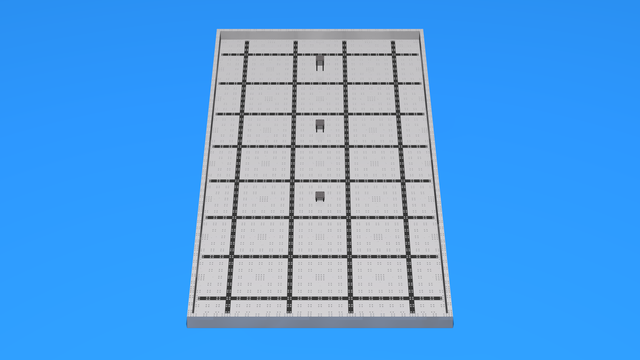Image for VEX Field for Training Driver Skills - Single Player Mode