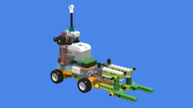 Image for WeDo Small Car