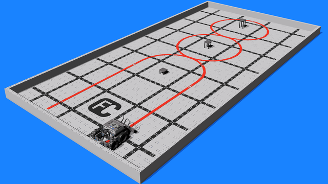 """Image for What is Level 3 from """"FLLCasts Certified VEX IQ Robot Driver - Class R1"""""""