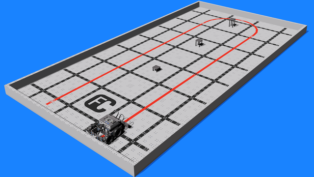 """Image for What is Level 1 from """"FLLCasts Certified VEX IQ Robot Driver - Class R1"""""""