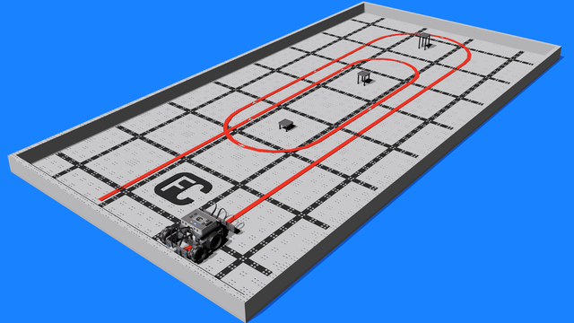 """Image for What is Level 2 from """"FLLCasts Certified VEX IQ Robot Driver - Class R1"""""""