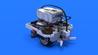 Image for Cole - LEGO Mindstorms EV3 robot base with a frame