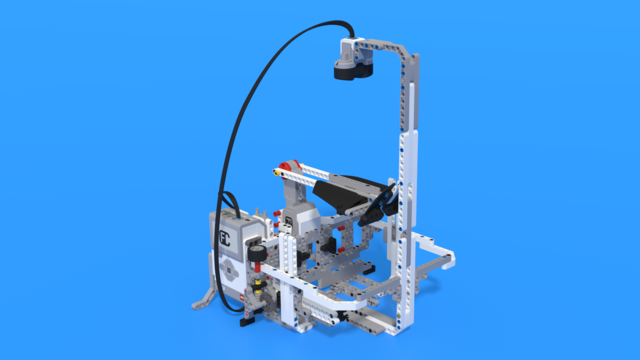 Image for Лабораторията: LEGO Mindstorms EV3 робот за експерименти