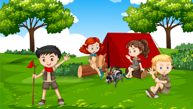 Image for FLLCasts 5 day summer camp