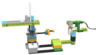 Image for Launcher, built with LEGO WeDo 2.0