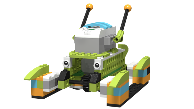 Image for Small Creature, built with LEGO WeDo 2.0