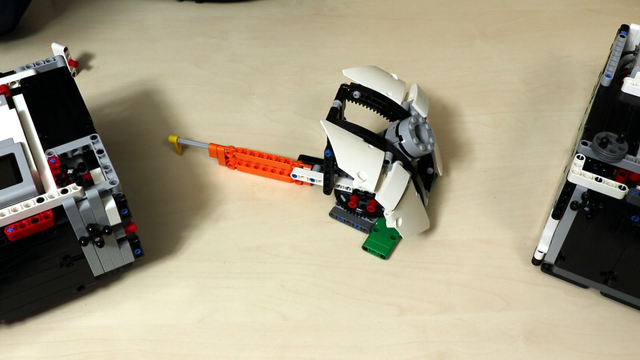 Image for FLL 2018: How to accomplish M13 (push) in Into Orbit. Review