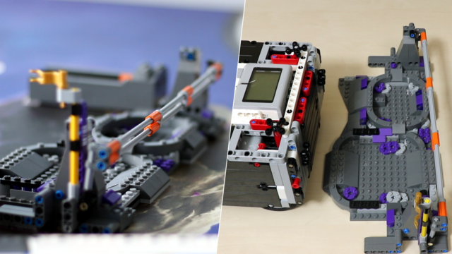 Image for FLL 2018: How to accomplish M04 (crossing an object) from FIRST LEGO League 2018 Into Orbit. Review