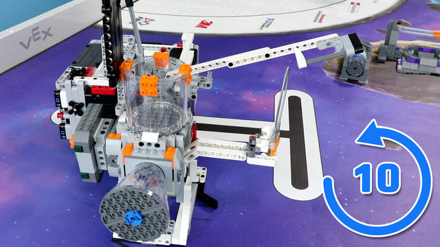 Image for FLL 2018: Accomplish every time. M07 Space Walk Emergency. 10 out of 10 successful runs