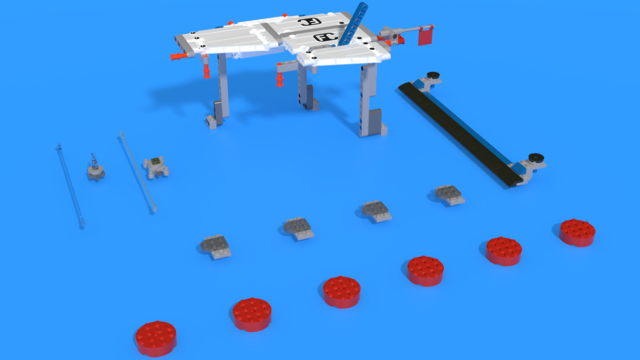 Image for Bag 1 from FIRST LEGO League 2019-2020 City Shaper Challenge