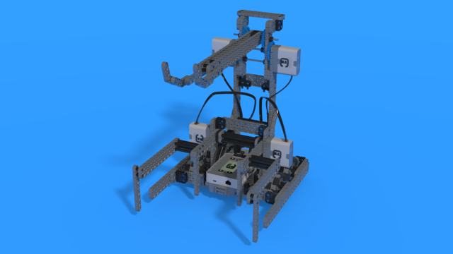 Image for Winner - VEX IQ Competition Robot for the 2018-2019 Challenge.