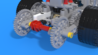 Image for Differential locking mechanism - simple LEGO EV3 attachment for the robot Francesco 2