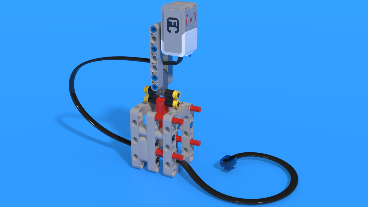 Image for Gyro module for EV3 Kinesthetic and Memory Game