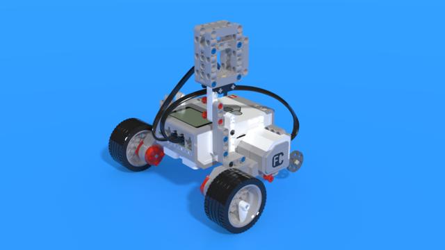 Image for Python with LEGO Mindstorms EV3 - Level 1