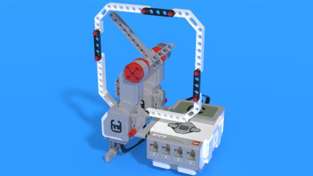 Image for Хронос - ЛЕГО Майндстормс EV3 робот часовник