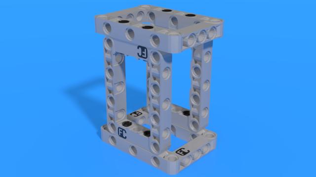 Image for LEGO Кутия с дълго тяло